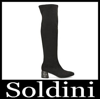 Shoes Soldini 2018 2019 Women's New Arrivals Winter 25