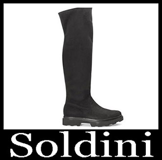 Shoes Soldini 2018 2019 Women's New Arrivals Winter 26