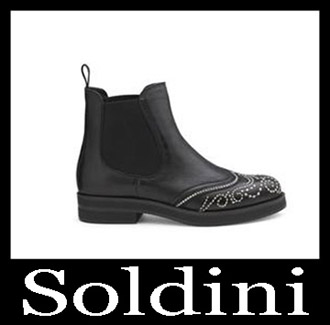Shoes Soldini 2018 2019 Women's New Arrivals Winter 3