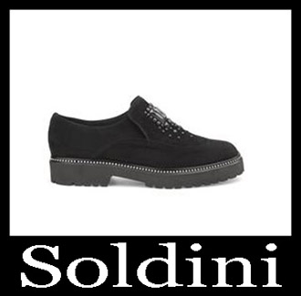 Shoes Soldini 2018 2019 Women's New Arrivals Winter 4