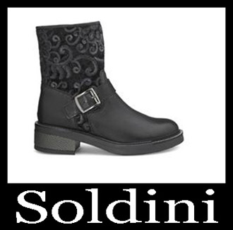 Shoes Soldini 2018 2019 Women's New Arrivals Winter 5