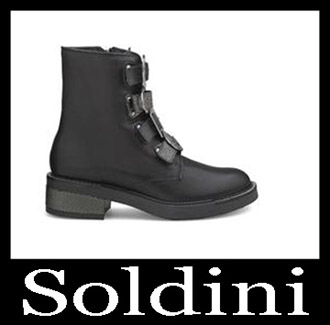 Shoes Soldini 2018 2019 Women's New Arrivals Winter 6