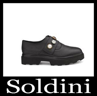 Shoes Soldini 2018 2019 Women's New Arrivals Winter 7