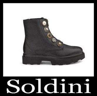 Shoes Soldini 2018 2019 Women's New Arrivals Winter 8