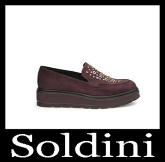 Shoes Soldini 2018 2019 Women's New Arrivals Winter 9
