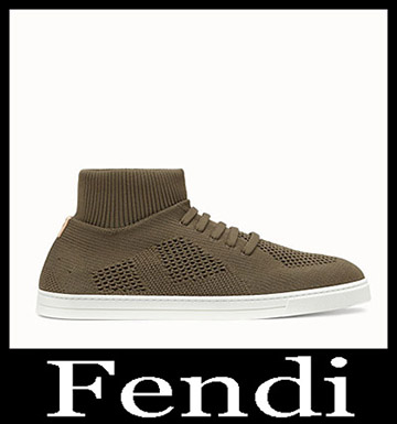 Sneakers Fendi 2018 2019 Men's New Arrivals Winter 1