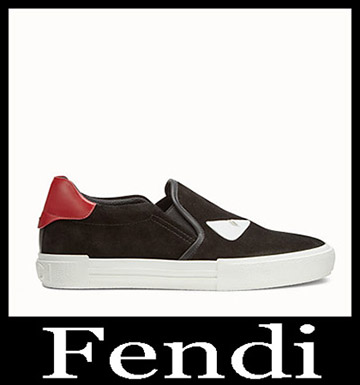 Sneakers Fendi 2018 2019 Men's New Arrivals Winter 10