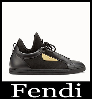 Sneakers Fendi 2018 2019 Men's New Arrivals Winter 11