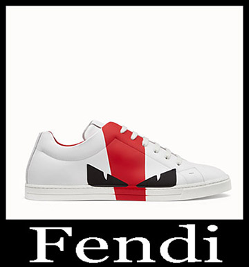 Sneakers Fendi 2018 2019 Men's New Arrivals Winter 12