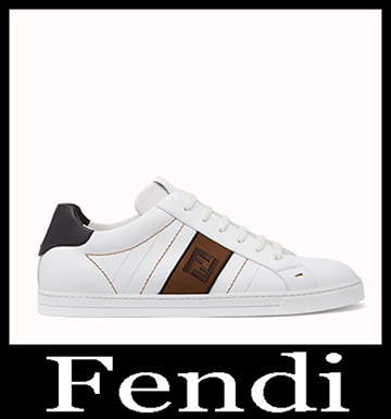 Sneakers Fendi 2018 2019 Men's New Arrivals Winter 16