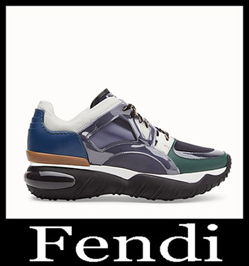 Sneakers Fendi 2018 2019 Men's New Arrivals Winter 18