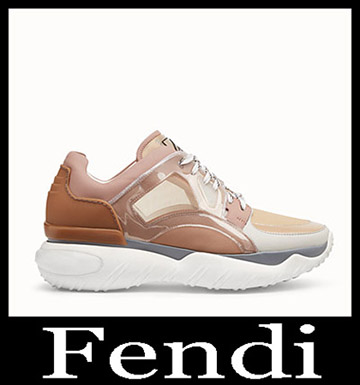 Sneakers Fendi 2018 2019 Men's New Arrivals Winter 19