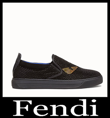 Sneakers Fendi 2018 2019 Men's New Arrivals Winter 20