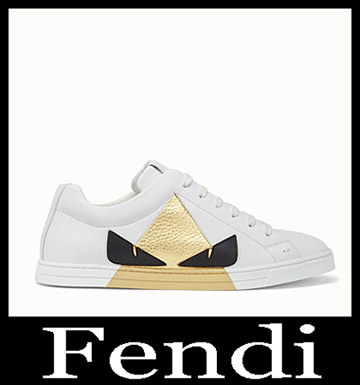Sneakers Fendi 2018 2019 Men's New Arrivals Winter 21