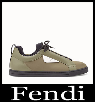 Sneakers Fendi 2018 2019 Men's New Arrivals Winter 25