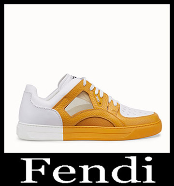 Sneakers Fendi 2018 2019 Men's New Arrivals Winter 26