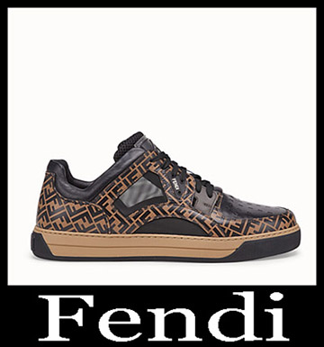 Sneakers Fendi 2018 2019 Men's New Arrivals Winter 27