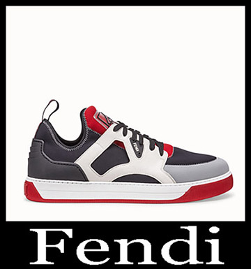 Sneakers Fendi 2018 2019 Men's New Arrivals Winter 28