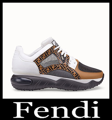Sneakers Fendi 2018 2019 Men's New Arrivals Winter 30