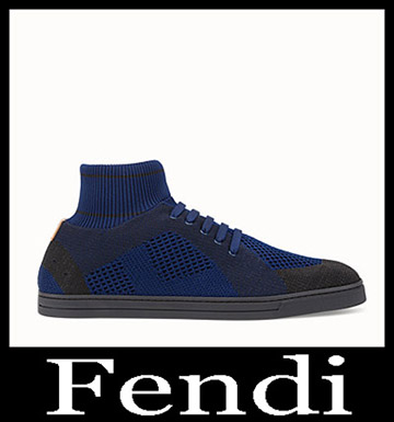 Sneakers Fendi 2018 2019 Men's New Arrivals Winter 32