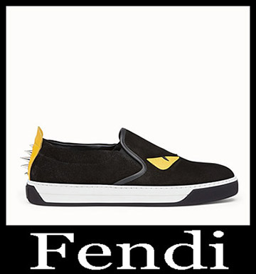 Sneakers Fendi 2018 2019 Men's New Arrivals Winter 4
