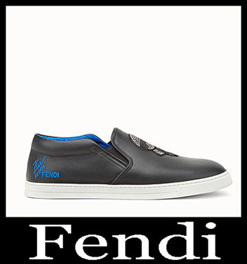 Sneakers Fendi 2018 2019 Men's New Arrivals Winter 7