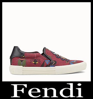 Sneakers Fendi 2018 2019 Men's New Arrivals Winter 9