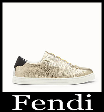 Sneakers Fendi 2018 2019 Women's New Arrivals 1