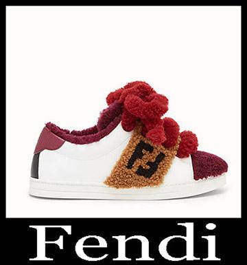 Sneakers Fendi 2018 2019 Women's New Arrivals 10