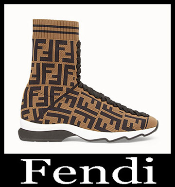 Sneakers Fendi 2018 2019 Women's New Arrivals 23