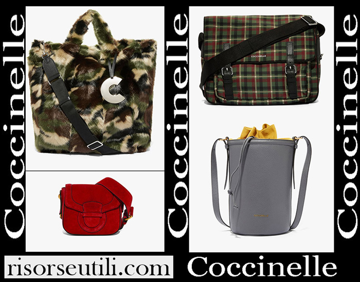 New Arrivals Coccinelle 2019 Women's Accessories