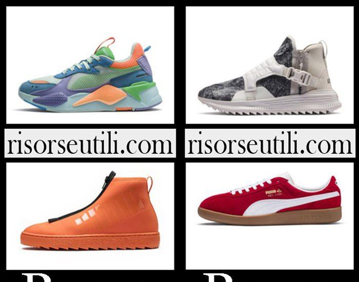 New Arrivals Puma 2019 Men's Shoes
