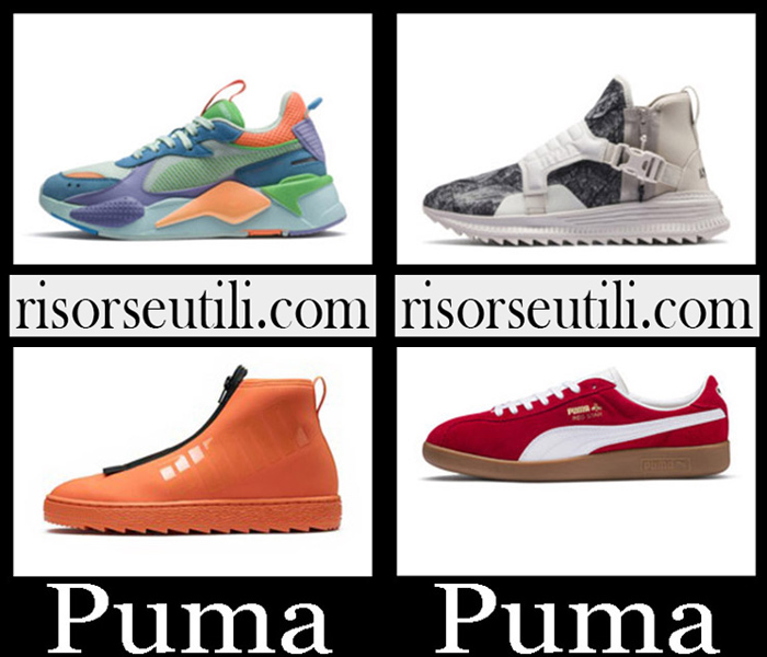 New Arrivals Puma 2019 Men's Shoes