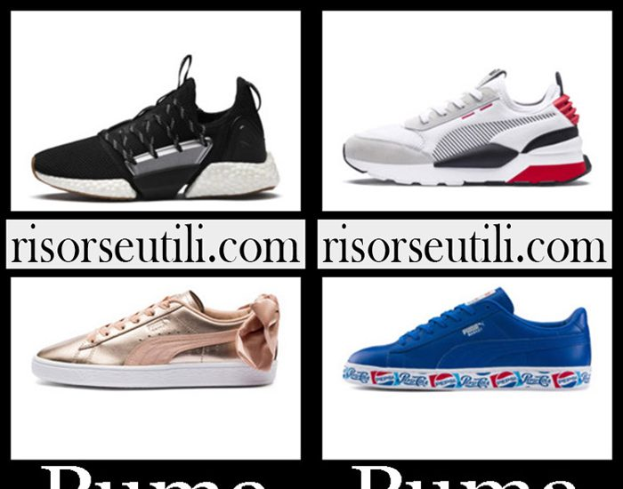 New Arrivals Puma 2019 Women's Shoes