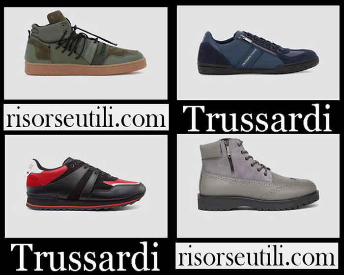 New Arrivals Trussardi 2019 Shoes Men's Sale