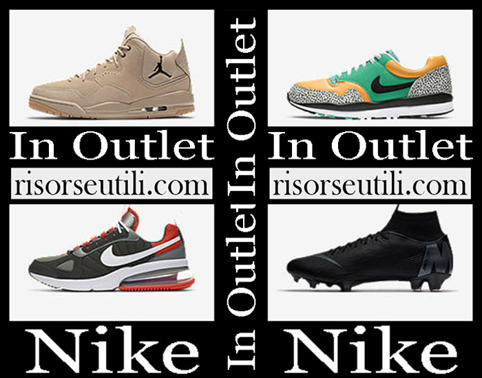 Outlet Nike 2019 Shoes Men's Sale