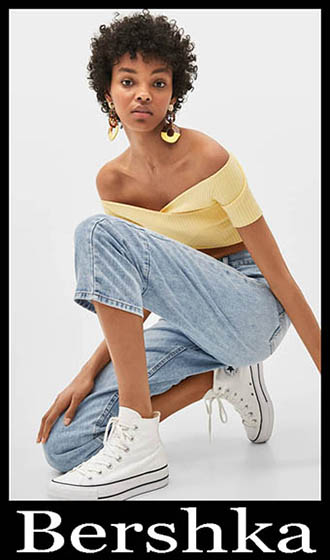 Jeans Bershka 2019 Women's New Arrivals Summer 10