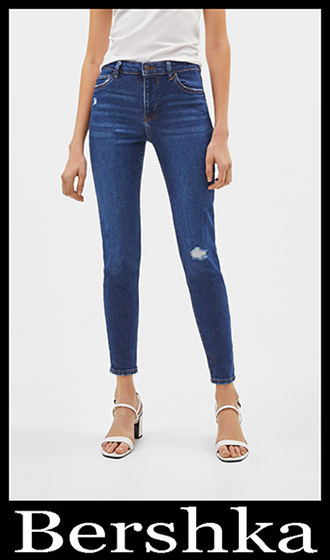 Jeans Bershka 2019 Women's New Arrivals Summer 11