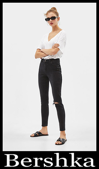 Jeans Bershka 2019 Women's New Arrivals Summer 12