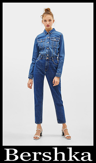 Jeans Bershka 2019 Women's New Arrivals Summer 16