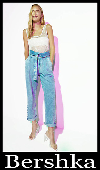 Jeans Bershka 2019 Women's New Arrivals Summer 19
