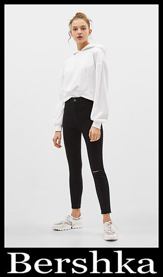 Jeans Bershka 2019 Women's New Arrivals Summer 2