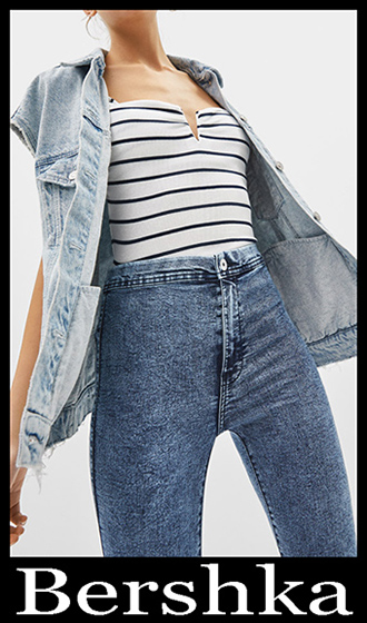 Jeans Bershka 2019 Women's New Arrivals Summer 20