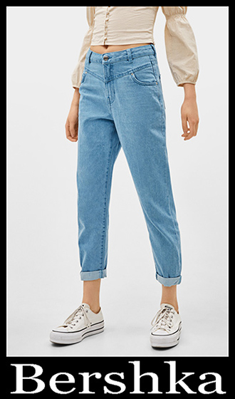 Jeans Bershka 2019 Women's New Arrivals Summer 21