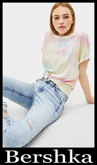 Jeans Bershka 2019 Women's New Arrivals Summer 23