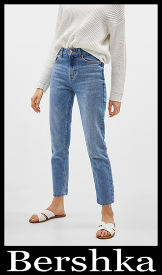 Jeans Bershka 2019 Women's New Arrivals Summer 24