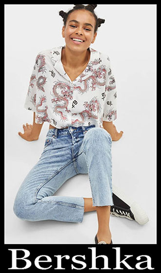 Jeans Bershka 2019 Women's New Arrivals Summer 48