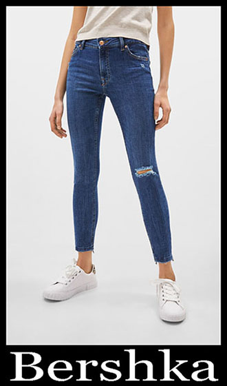 Jeans Bershka 2019 Women's New Arrivals Summer 49