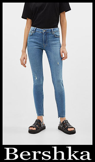 Jeans Bershka 2019 Women's New Arrivals Summer 50