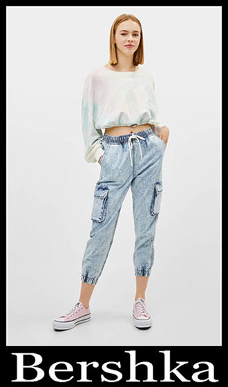 Jeans Bershka 2019 Women's New Arrivals Summer 8